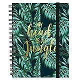 Legami Maxi Trio Spiral Notebook - Jungle