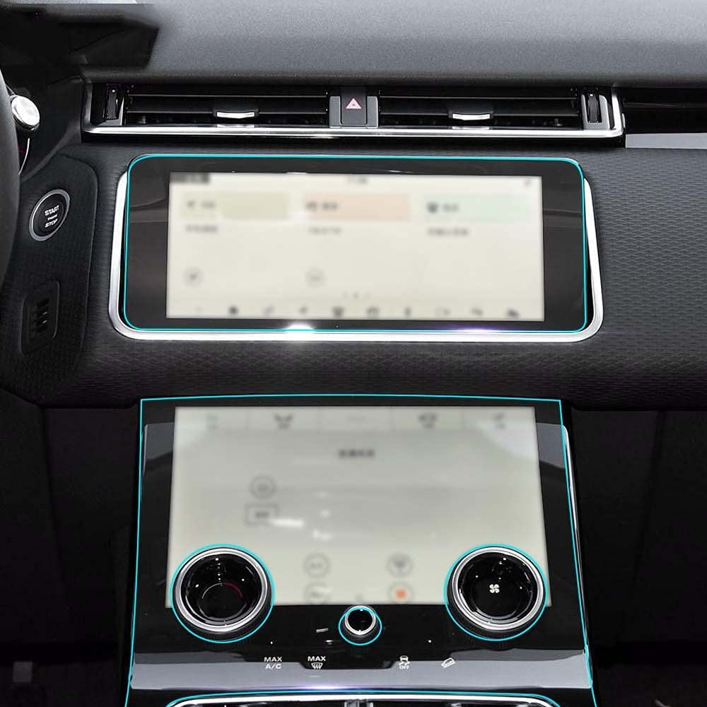 LYAKK Car Anti Scratch Tampa Mall Transparent Film Console Panel Max 81% OFF Protective