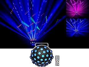 Chauvet DJ Line Dancer DMX Rotating Dance Floor Party Effect Light+IRC Remote