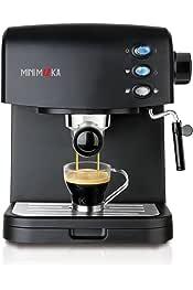 Amazon.es: 4 estrellas y más - Cafeteras para espresso / Cafeteras: Hogar y cocina
