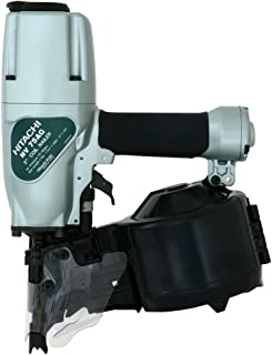 Hitachi NV75AG Round Head 1-3/4-Inch to 3-Inch Coil Framing Nailer  (Discontinued by Manufacturer)