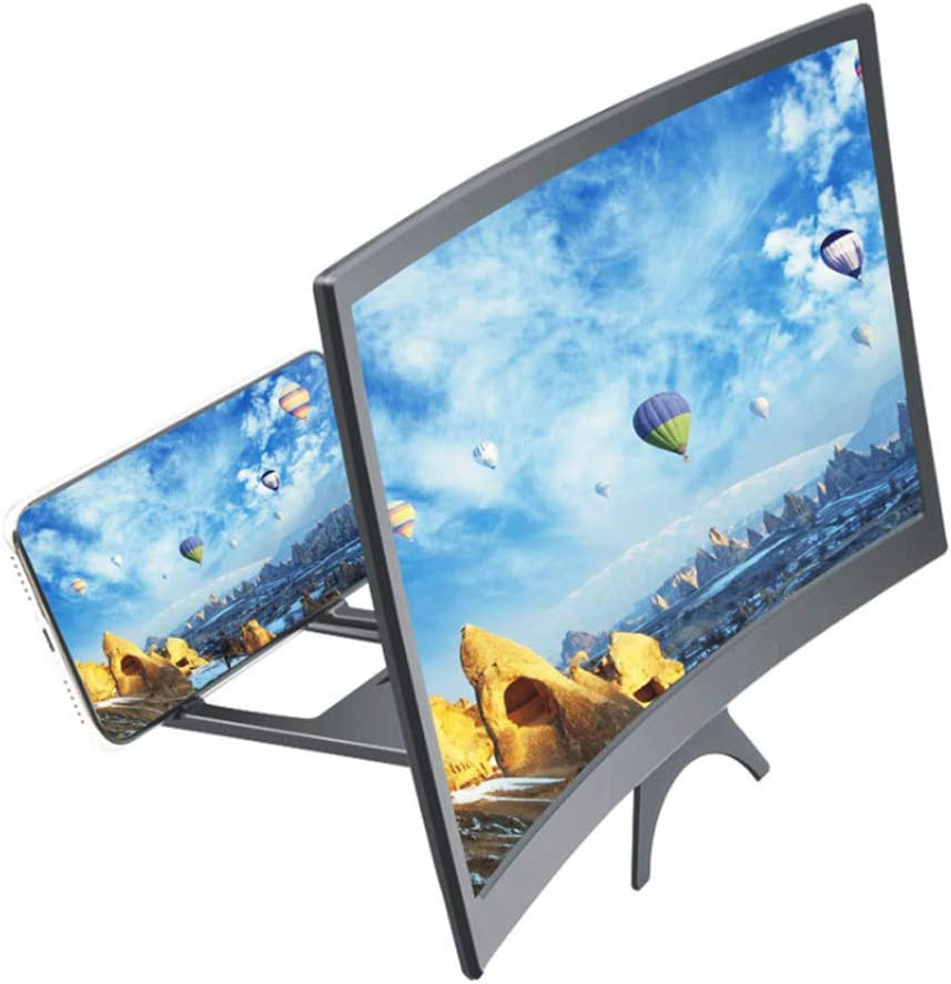 QPALZM 12-inch Curved Screen-Mobile Phone 70% OFF Outlet Two Screen Ranking TOP2 Magnifier i