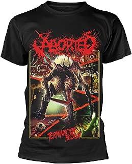 RAZAMATAZ Aborted 'Termination Redux' T-Shirt