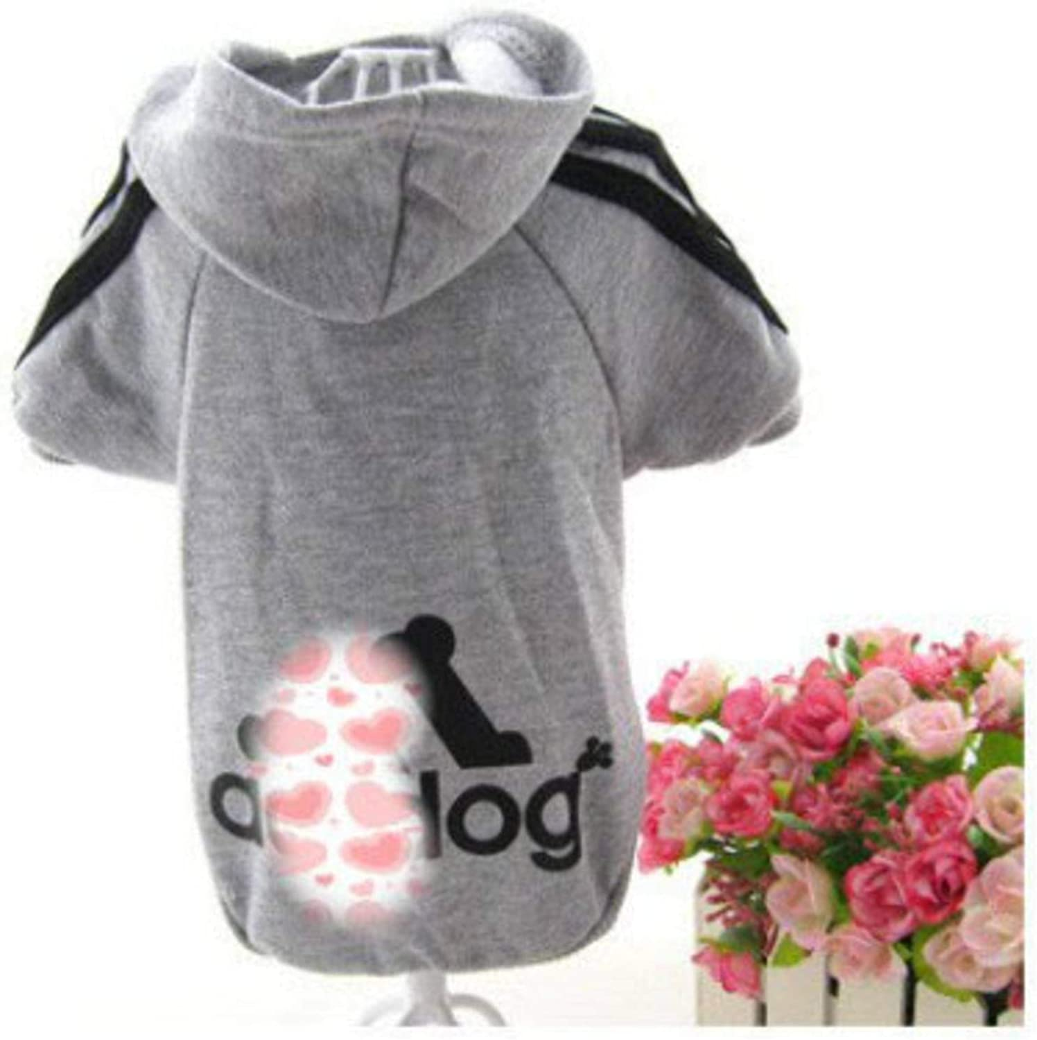 N\C Winter Warm Big Dog Sweater Clothes Coat Hooded In a 4 years warranty popularity