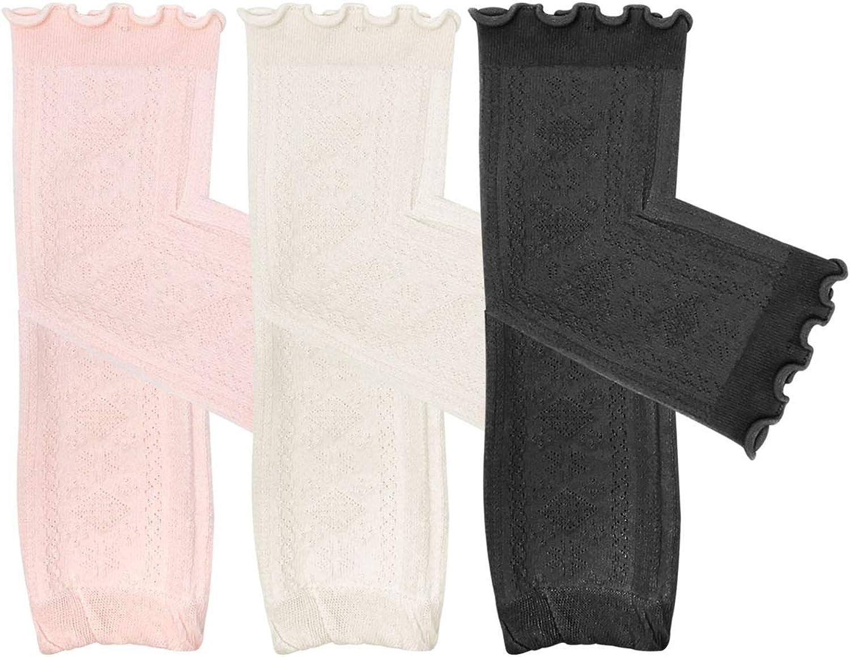 allydrew 3 Pack Soft & Precious Baby Leg Warmers & Toddler Leg Warmers for Boys & Girls