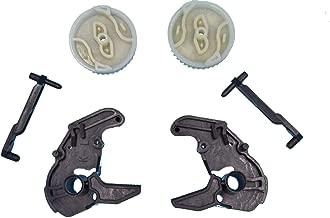 Danci Parts Compatible Replacement Part for BMW 3 Series E90 E91 E92 E93 Door Lock Central Locking Actuator Repair Kit Left & Right