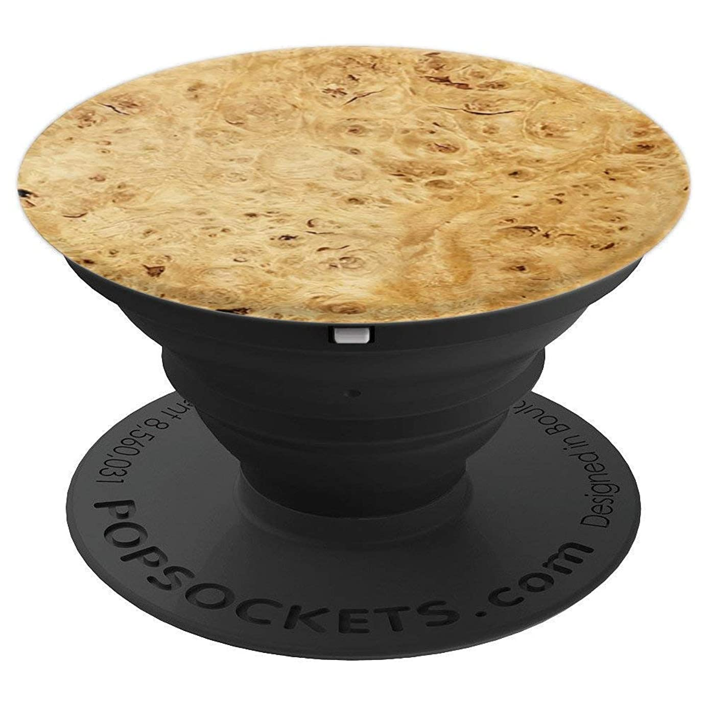 Tree Root Wood Style Grain Boards Hiking Mount Outdoor Grip - PopSockets Grip and Stand for Phones and Tablets unt7809128