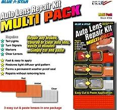 Blue Star Auto Lens Repair Kit Multi-Pack