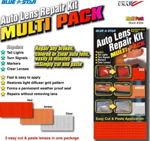 Blue Star Auto Lens Repair Kit MultiPack