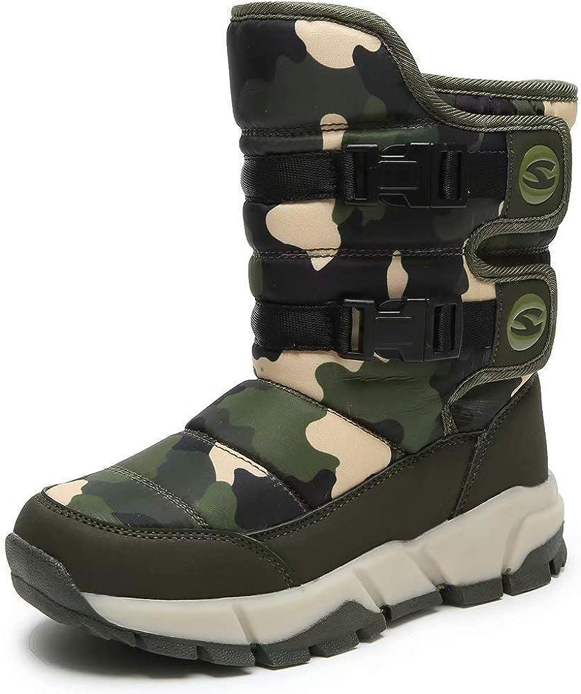 Regenboghorn Kids Winter Snow online shopping Outdoor Boots Non-Slip Waterproof Luxury goods