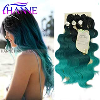 Best dark green ombre weave Reviews