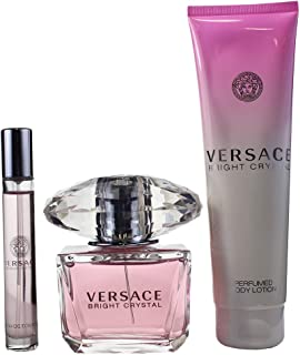 Versace Bright Crystal, 3count