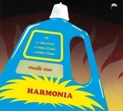 Musik Von Harmonia (Lp/180g/Remastered) [Vinyl LP]