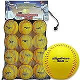 The Anywhere Ball Baseball/Softball Foam...