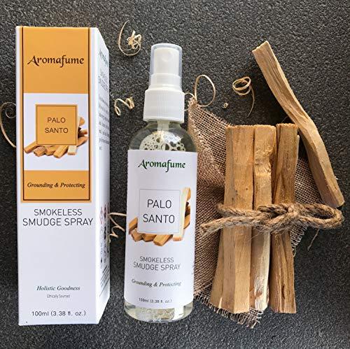 Aromafume Smokeless Smudge Spray/Aromafume Natürliches Smudgespray Palo Santo