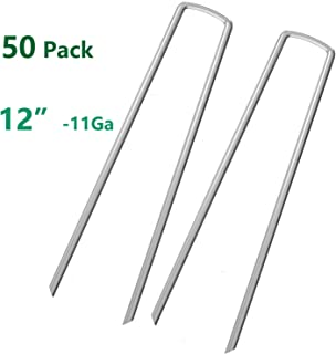 fence bottom stakes