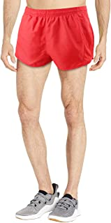 Men's Quick-Dry Running Shorts Lightweight 1 Inch with Extreme Split