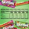 Skittles & STARBURST Candy Full Size Variety Mix 37.05-Ounce 18-Count Box #2