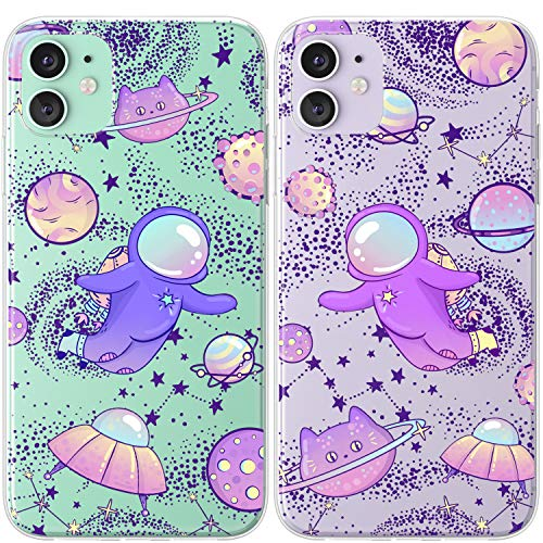 space cat iphone 4 case - 3