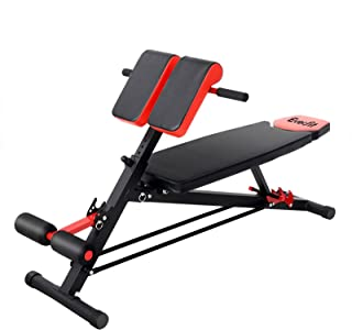 Weight Bench Adjustable Sit-Up Bench Everfit Fitness Bench Flat Decline Sits up Abdominal Trainer Abs Ab Bench Press Home ...