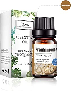drdong-100% Pure and Natural Frankincense Essential Oil, Aromatherapy, Massage, Diffuser, Humidifier, Hair and Skin Care