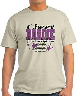 Cheer Roadie Dad Light T-Shirt Cotton T-Shirt