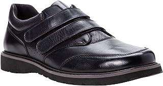 حذاء رجالي من Propét بشريط على شكل حرف جاريت، بدون كعب