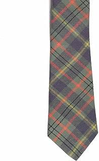 100% Wool Tartan Tie - Taylor