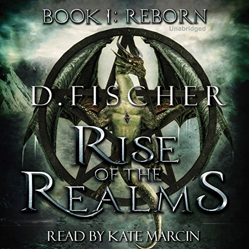 Reborn audiobook cover art