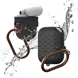 Elago Waterproof Active Case for Apple Airpods - Black