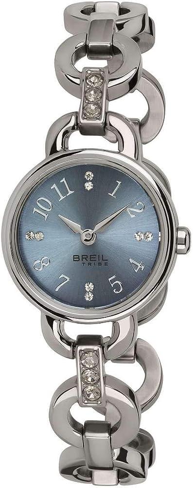 Breil orologio donna agata azzurro tribe EW0279