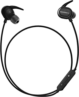 CrossBeats PULSE IPX5 Bluetooth In-Ear Sports CVC 6.0 Noise Cancelling Headphones with Built-In Mic, 8 Hours Playtime, 272...