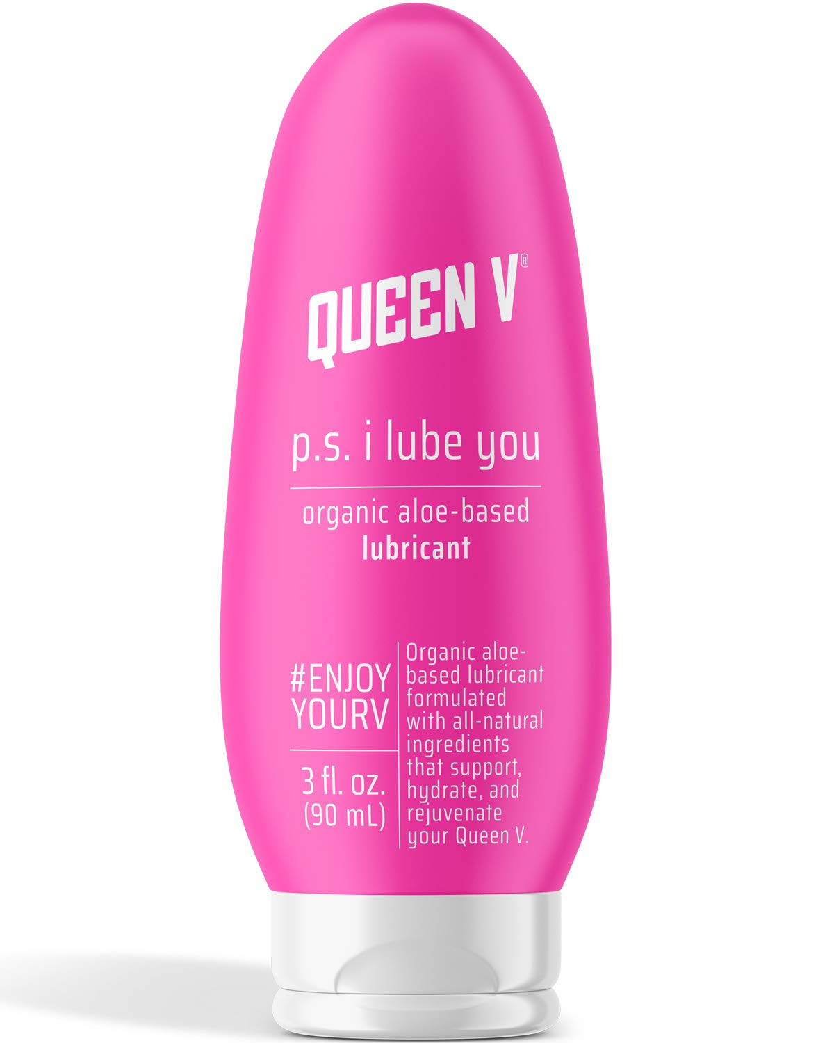 Queen Organic Based Personal Lubricant