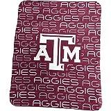 NCAA Texas A and M Aggies Classic Fleece Blanket
