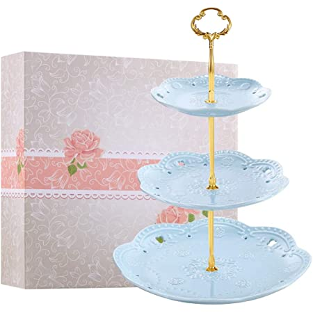 Exquisite 3 Tier Cake Stand