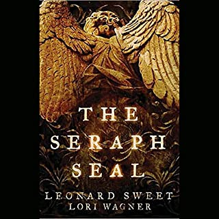 The Seraph Seal audiobook cover art