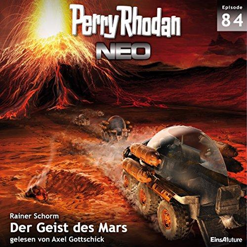 Der Geist des Mars audiobook cover art