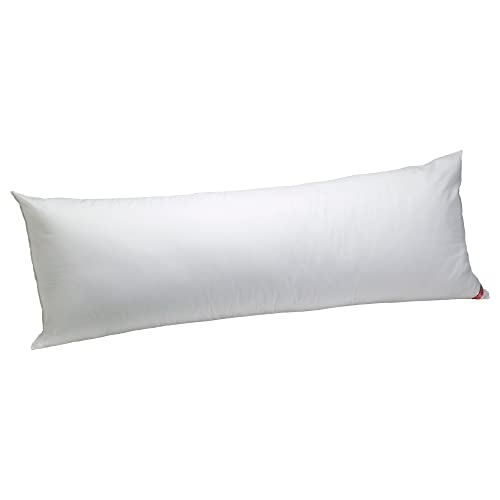 AllerEase 100% Cotton Allergy Protection Body Pillow – Breathable Body  Pillow 31e6eb36e4
