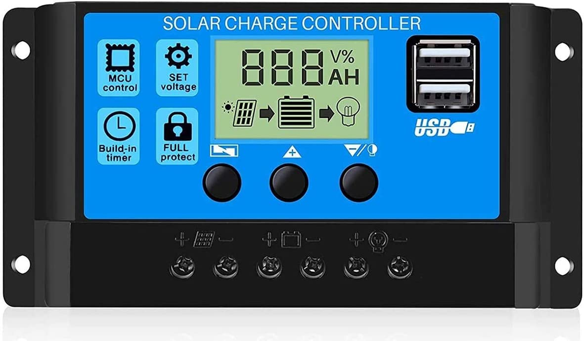 GHKJ Solar Charge Controller Port USB I supreme Seattle Mall Panel