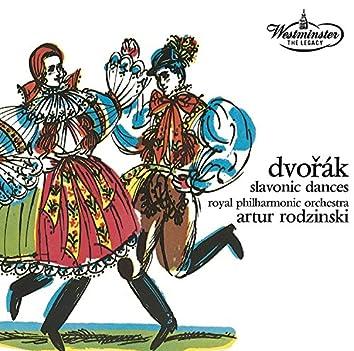 ANTONIN DVORAK: Slavonic Dances