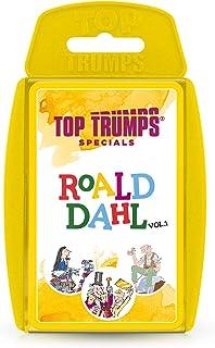 Roald Dahl Vol.1 Top Trumps Specials Card Game