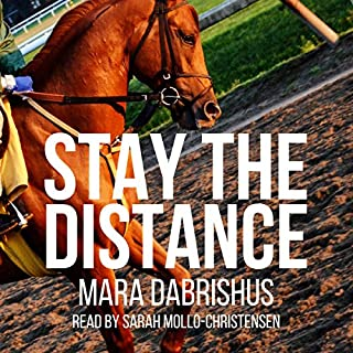Stay the Distance, Book 1 audiobook cover art