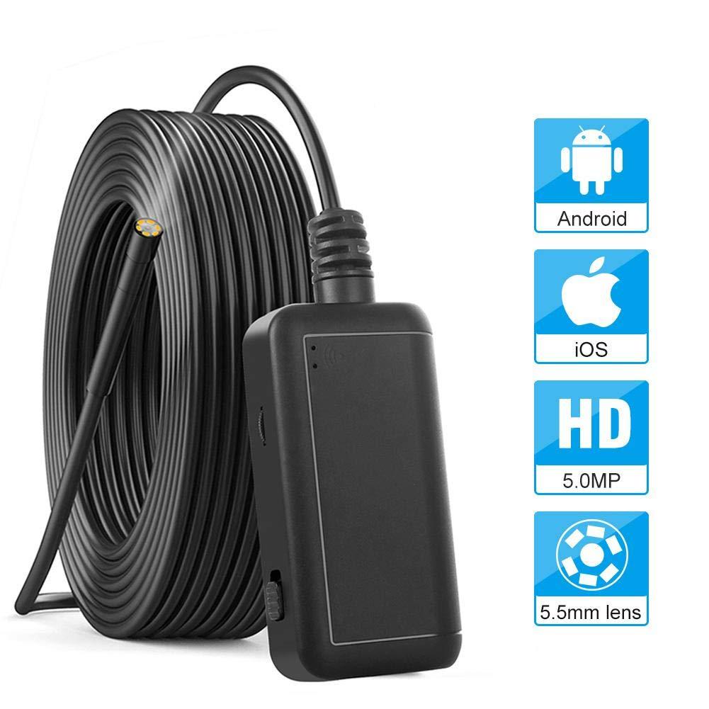 WiFi 5.5mm Soldering Telephoto Borescopes 5MP Focal Sale Special Price Underwater En 5-1000CM