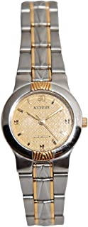 Casual Watch for Women by Accurate, Silver, Rectangle, ALQ767