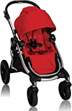 Baby Jogger City Select Single Stroller, Ruby (Discontinued by Manufacturer)