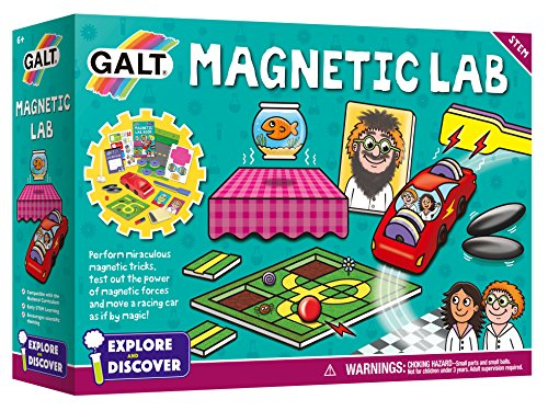 Galt 1004930 MagnetLabor, mehrfarbigen