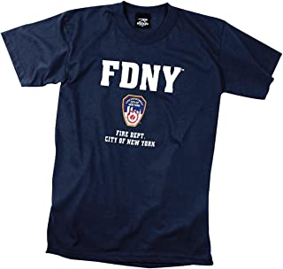 ロスコ FDNY Tシャツ