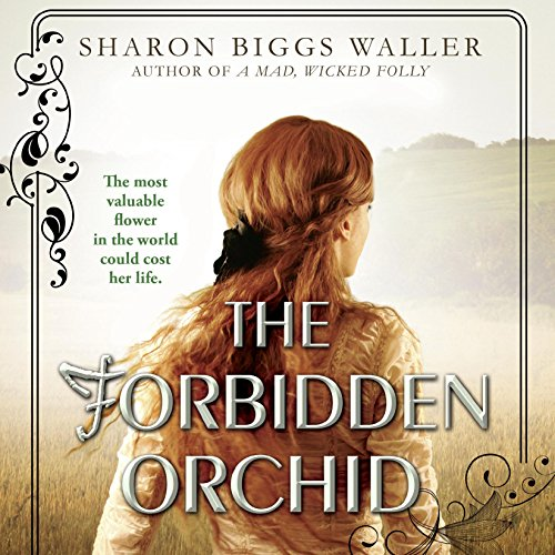 The Forbidden Orchid audiobook cover art