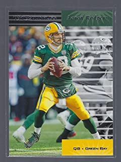 new product 6fd9f c6649 Amazon.com: nfl - Aaron Rodgers / Single Cards / Trading ...