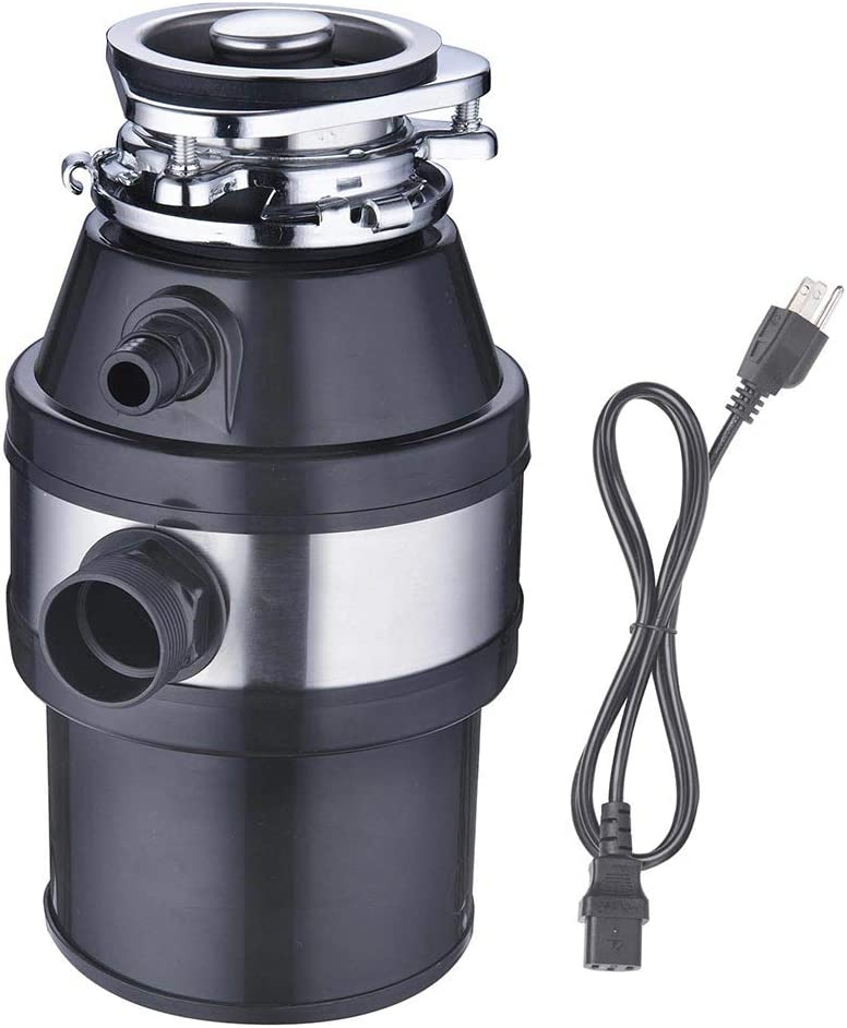 1 HP 1L Home Kitchen Deluxe Garbage Compact 2600 RPM Dealing full price reduction Disposer Disposal